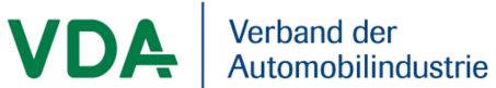 VDA Association of the Automotive Industry Logo in Green